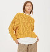 http://www.topshop.com/en/tsuk/product/cropped-cable-jumper-6956458?bi=0&ps=20&Ntt=mustard