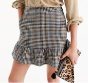 https://www.jcrew.com/uk/p/womens_category/skirts/mini/ruffle-mini-skirt-in-houndstooth/G9052?color_name=navy-brown-cream