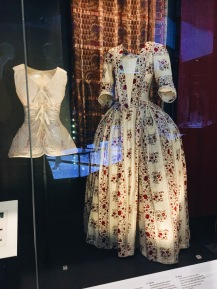 18th Century Stays and Gown