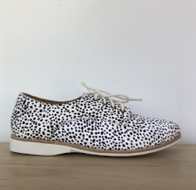 ROLLIE Snow Leopard Derby Shoes https://theurbanshoemyth.vendecommerce.com/rollie/products/rollie-derby-leopard-in-snow-leopard