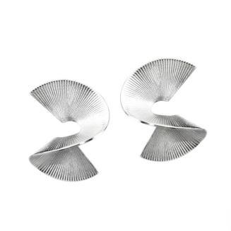 https://www.ilovebiko.com/products/solarwave-studs-small-silver