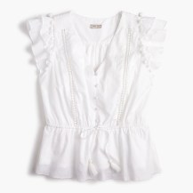https://www.jcrew.com/ca/p/womens_category/brandswelove/tops/tall-point-sur-fluttersleeve-pompom-top-in-cotton-voile/L1775?sale=true&isFromSale=true&color_name=white
