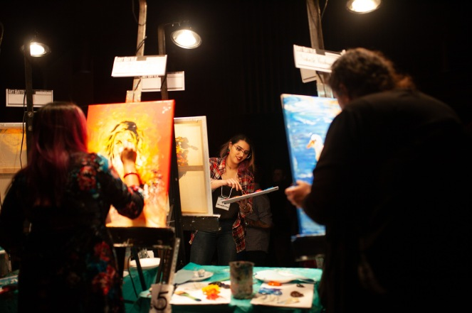 Art Battle 10