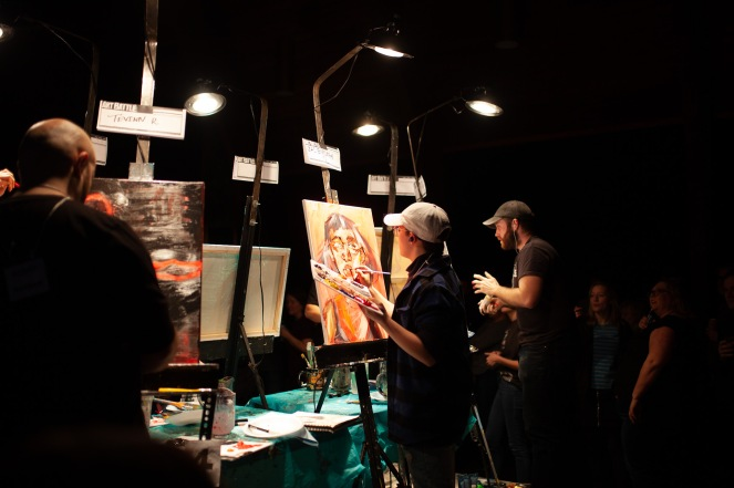 Art Battle 2