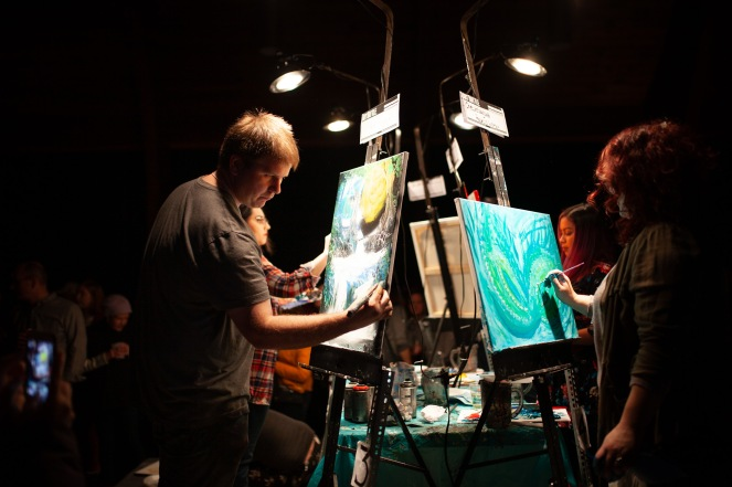 Art Battle 8