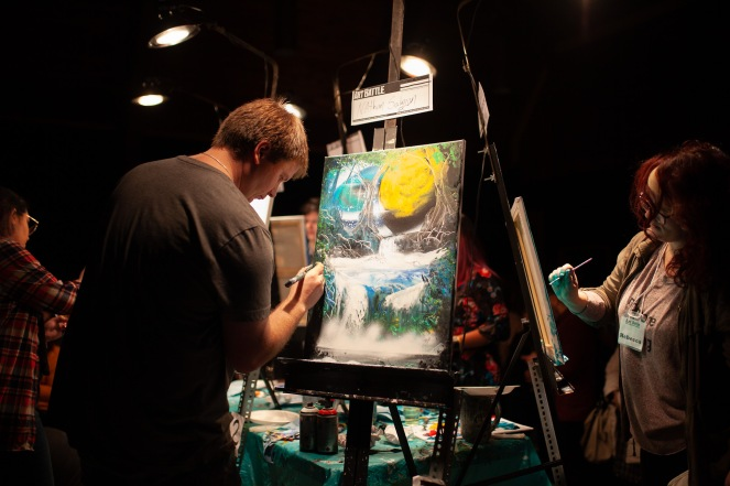 Art Battle 9